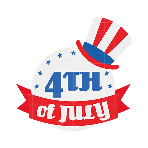 4th Of July Clip Art - Quarter Clipart-4th of July Clip Art - Quarter Clipart-2