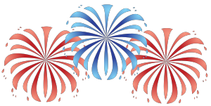 4th Of July Fireworks Border Clipart Pan-4th Of July Fireworks Border Clipart Panda Free Clipart Images-6