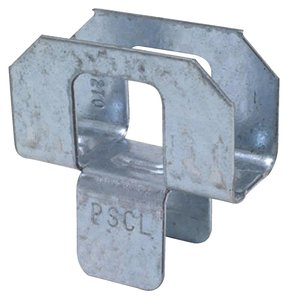 5/8u0026quot; Simpson Strong-Tie® Galva-5/8u0026quot; Simpson Strong-Tie® Galvanized Steel Plywood Clip-11