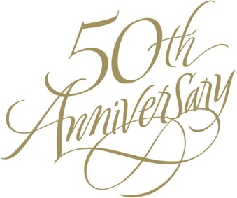 50th Anniversary Clip Art ..