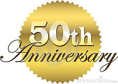 50th Anniversary Clip Art ... Anniversar-50th Anniversary Clip Art ... Anniversary Stock .-3