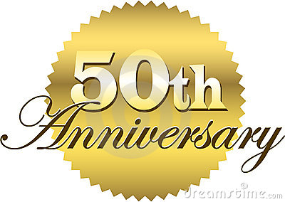 50th Anniversary Clip Art ... Anniversary Stock .
