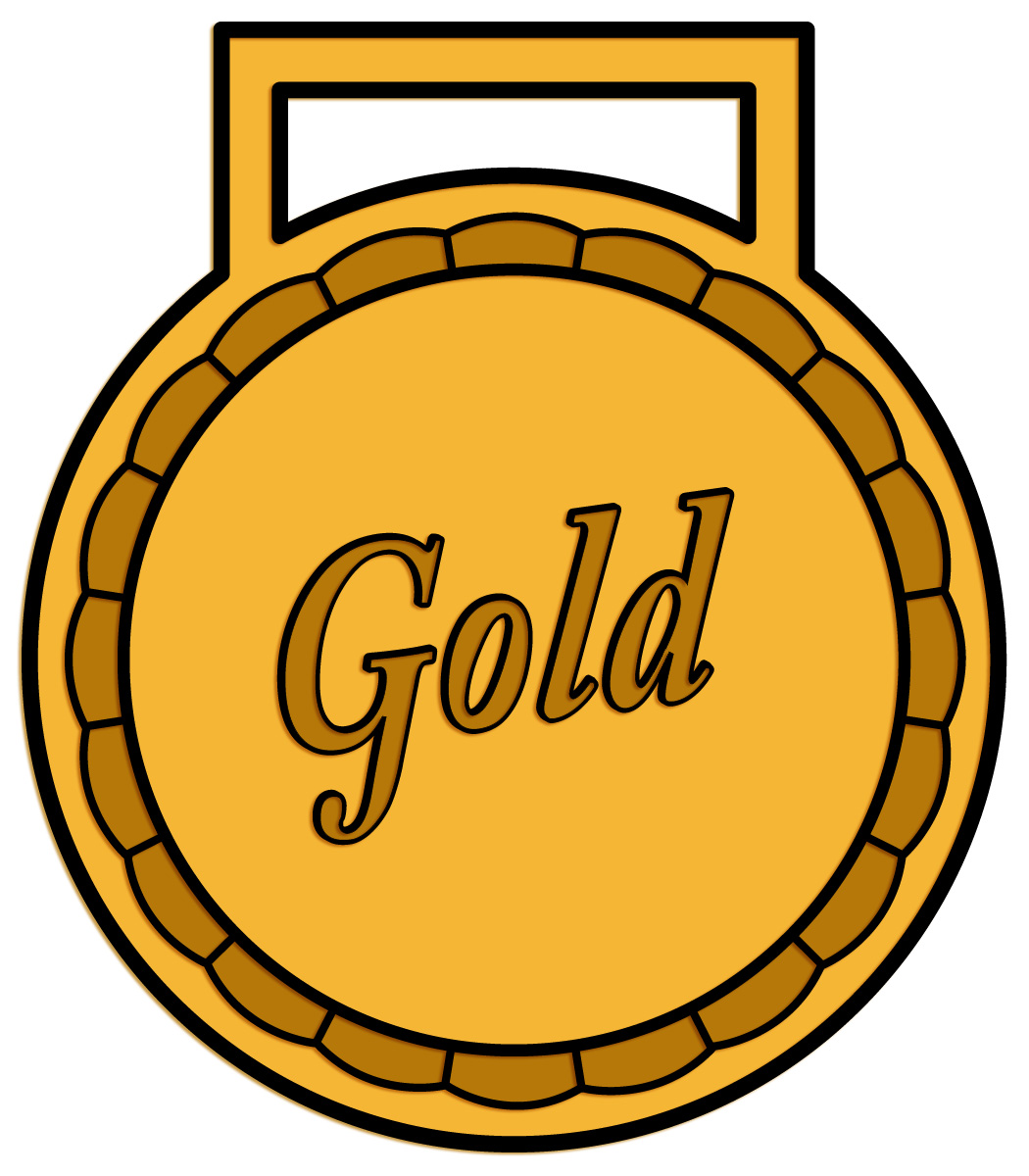 54 Images Of Gold Medal Clipart You Can -54 Images Of Gold Medal Clipart You Can Use These Free Cliparts For-13