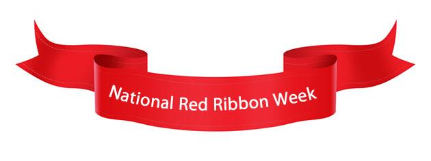 5th-6th Grade Center To Celebrate Red Ri-5th-6th Grade Center To Celebrate Red Ribbon Week Oct. 26-Nov. Present Ribbon Clipart-19
