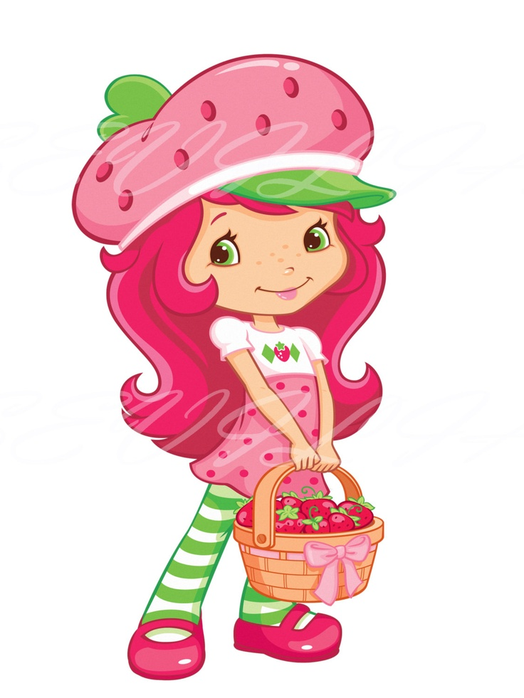 5th Strawberry Shortcake .