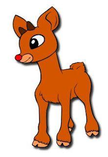 62e7ac9cecd38e8242cb6e2b3b797 - Rudolph The Red Nosed Reindeer Clipart