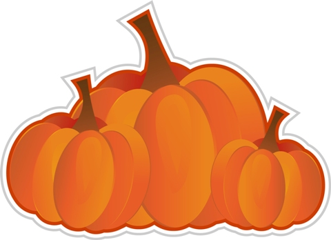 ... 65  Fall Pumpkin Patch Clip Art ...