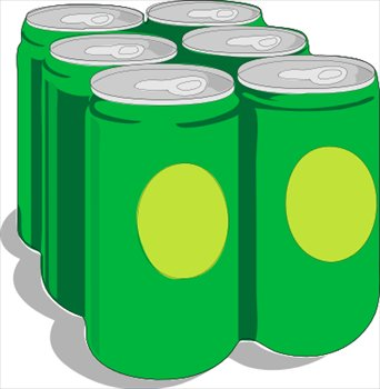6pack-pop - Soda Clipart
