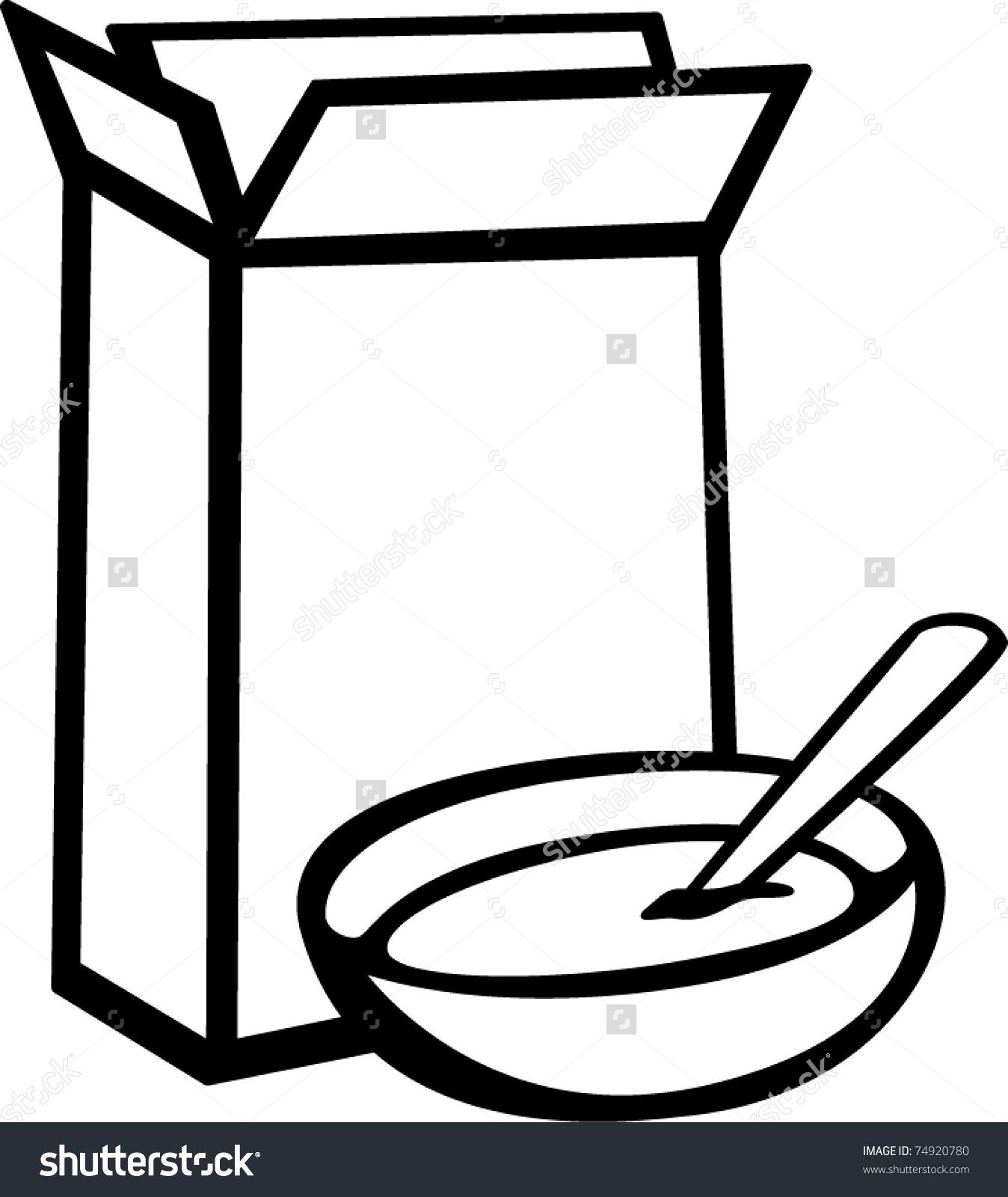 #7 Cereal Box Clip Art And ..-#7 Cereal Box Clip Art And ..-17