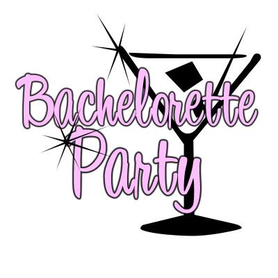 Bachelorette Party Clipart