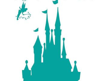 Disney Castle Clip Art