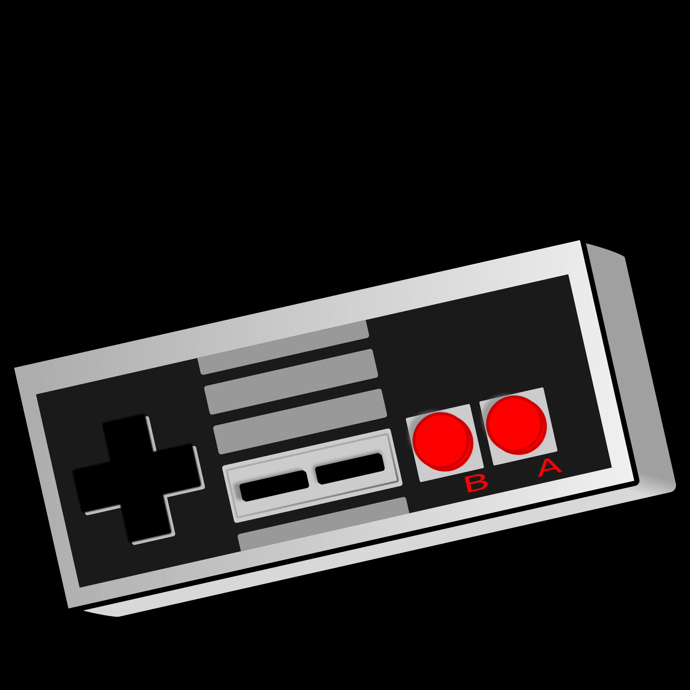 8 bit video game clip art