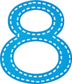 Number 8 Clipart
