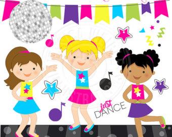 80s Dance Party Clip Art Image Galleries Imagekb Com