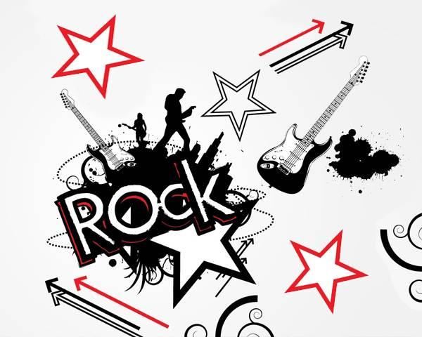 80s Rock Star Clipart - Rockstar Clipart