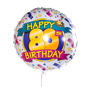 80th Birthday Borders Clipart - Clipart Kid