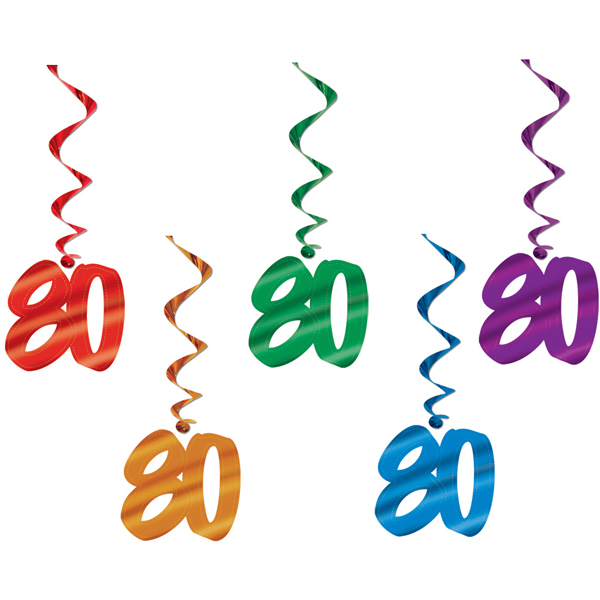 80th Birthday Clip Art Free Clipart Best