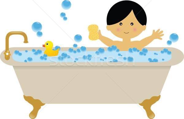 Bath Clipart