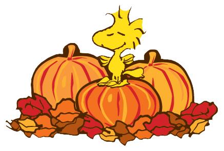 Charlie Brown Thanksgiving Clip Art