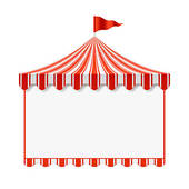 A Circus Tent And The Ring With Fire U00-A circus tent and the ring with fire u0026middot; Circus background-1