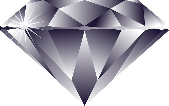 A diamond is forever. You can use this clip art of a diamond for personal or commercial purposes. Whether for use on your jewelry projects or catalogs, ...