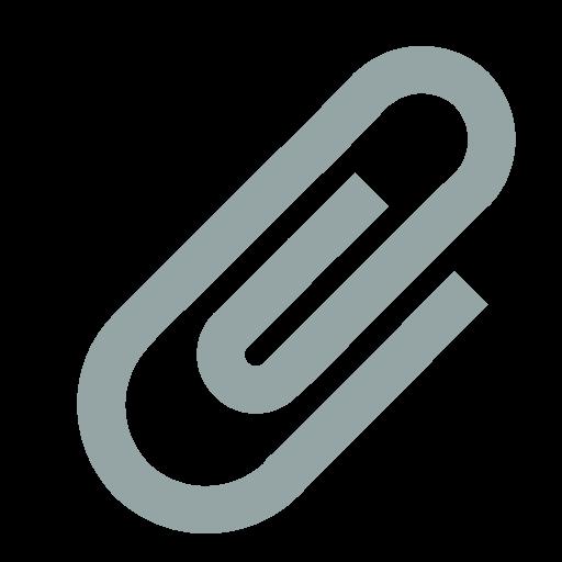 A paper clip - Paperclip Png