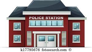 A police station building-A police station building-6