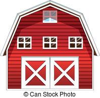 Red Barn Clip Art