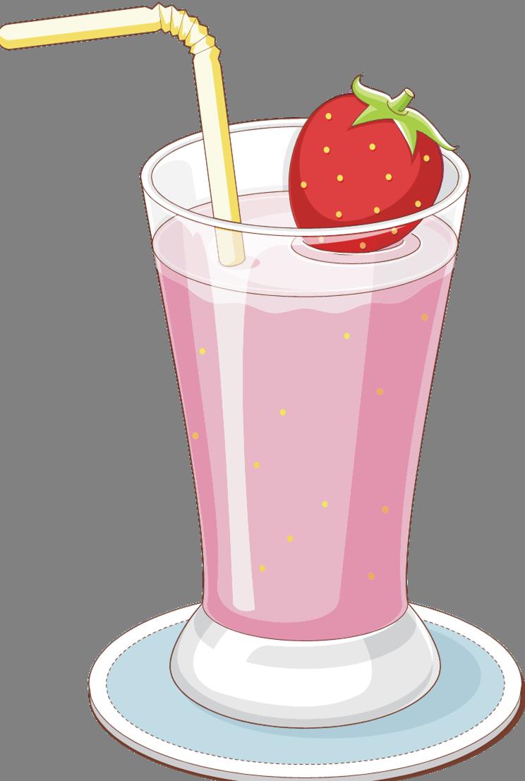 Milkshake Clip Art