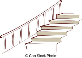 A stairs Clip Artby ...