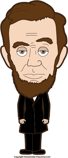 a2654a85c7f78ea145c318631be12 - Abe Lincoln Clipart