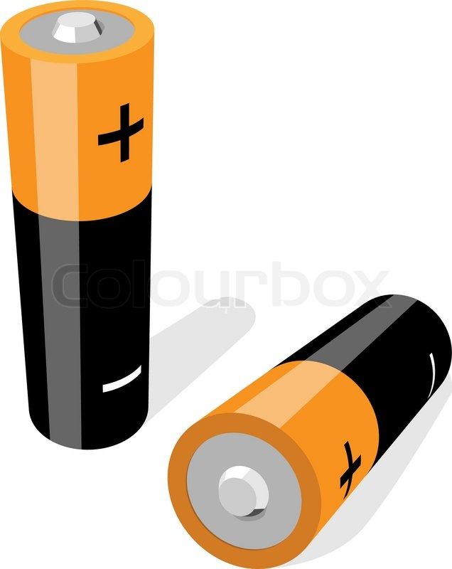 Batteries Clip Art