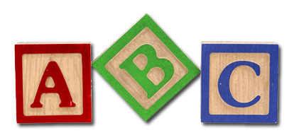 Abc Alphabet Blocks Clipart .