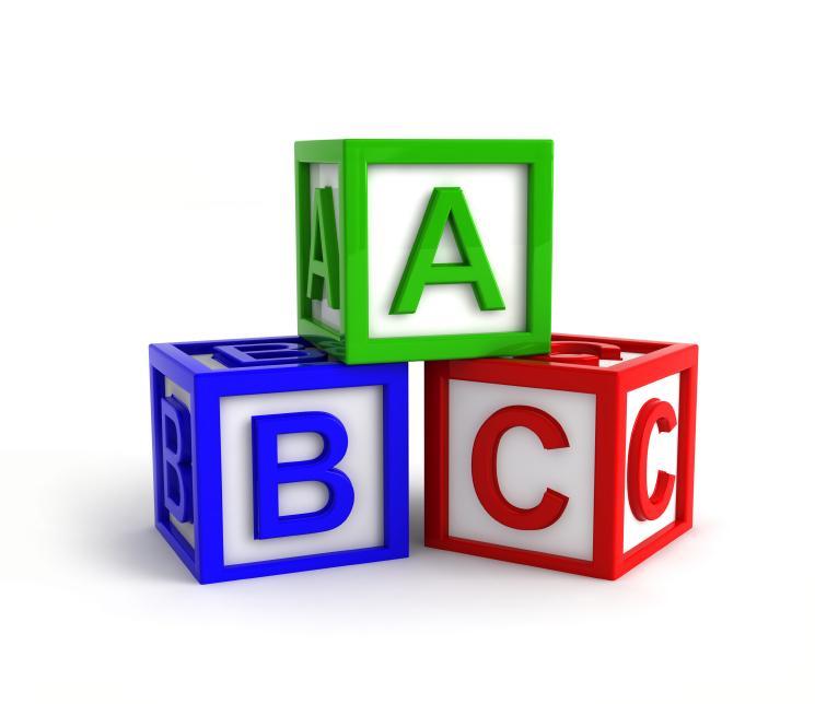 Abc Blocks Clip Art Home Desi - Abc Blocks Clip Art