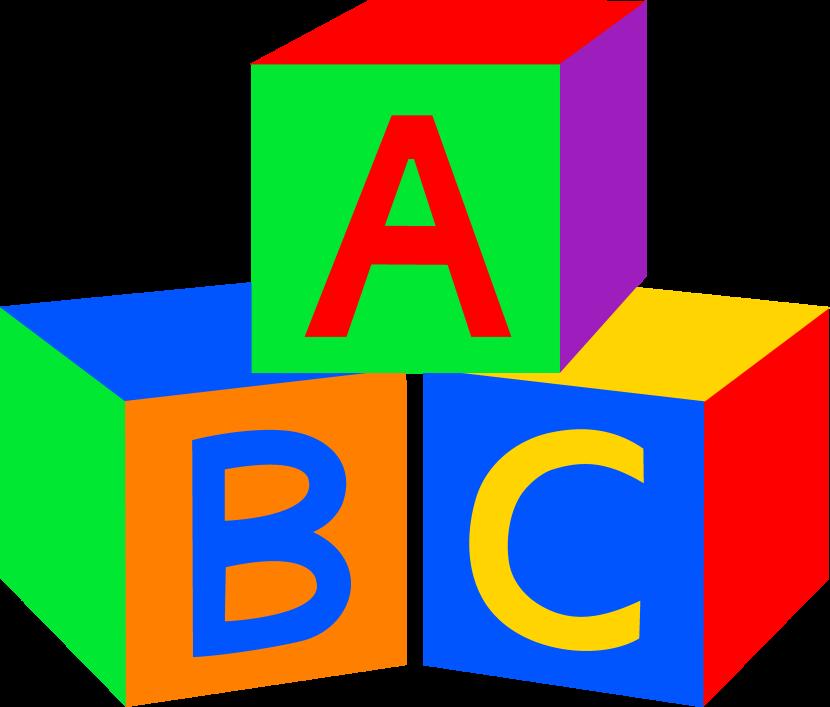 Abc Blocks Clipart Black And White Free -Abc Blocks Clipart Black And White Free Clipart-0