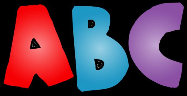 Abc clipart alphabet free clipartoons cl-Abc clipart alphabet free clipartoons cliparts and others art-17
