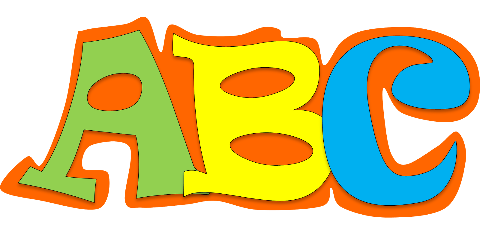 ABC clipart Free-ABC clipart Free-5
