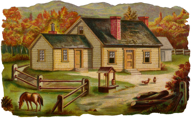 about Beatiful farm houses .-about Beatiful farm houses .-10