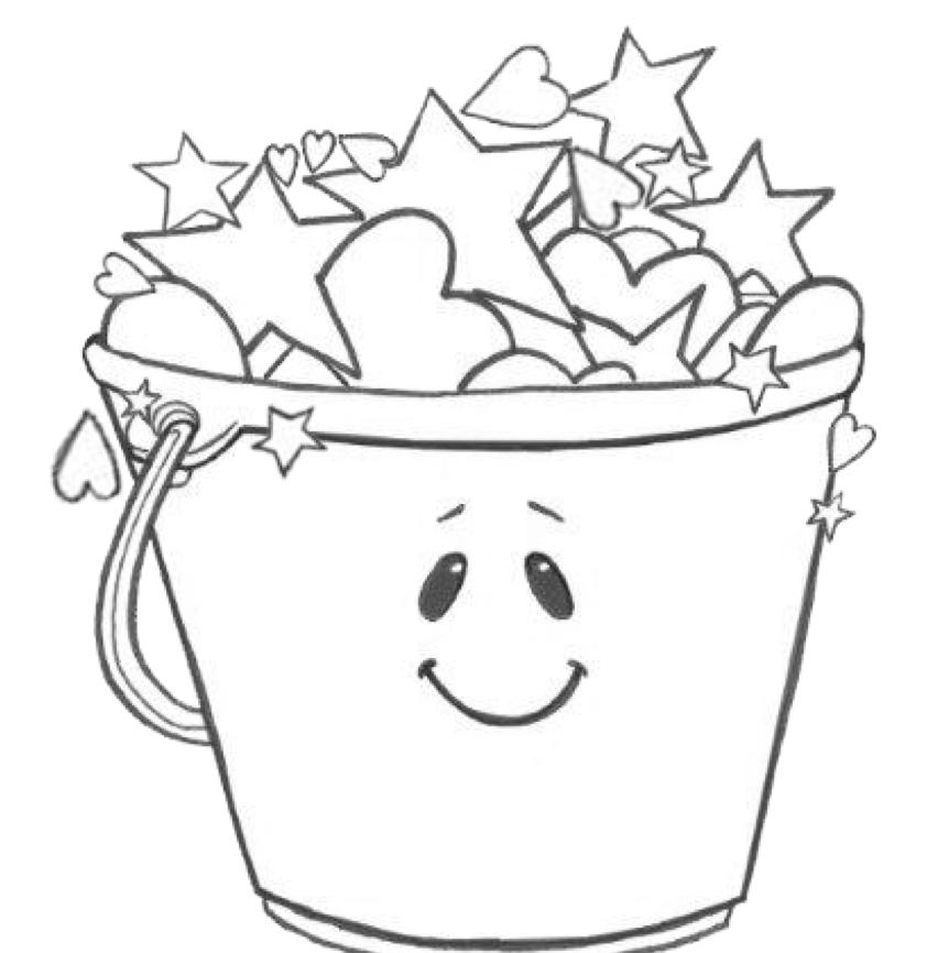 Bucket Filler Clip Art