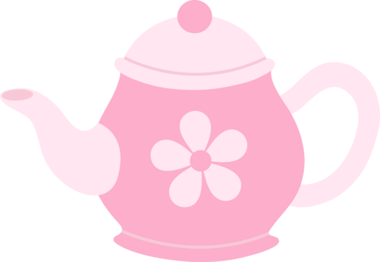 about tea party clipart on .