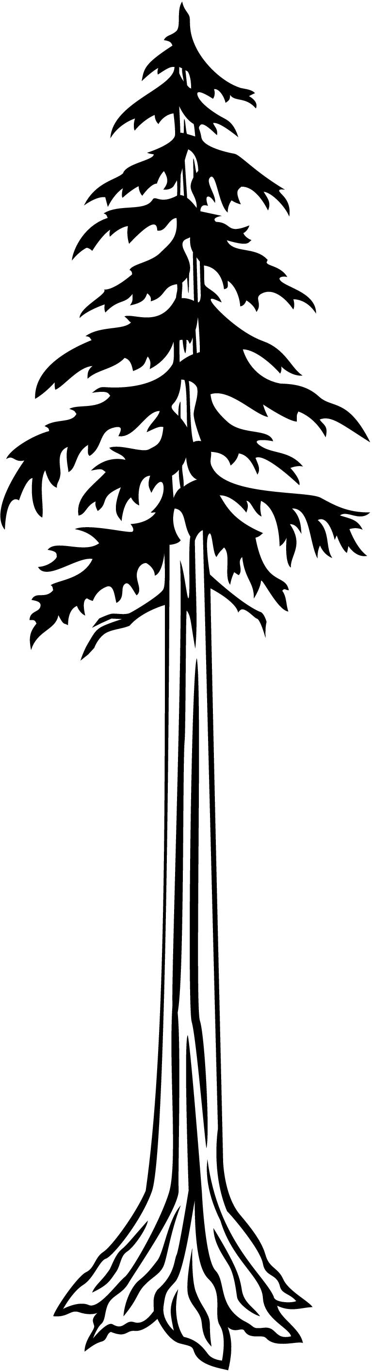 About-; Tree In A Circle Large clip art ...