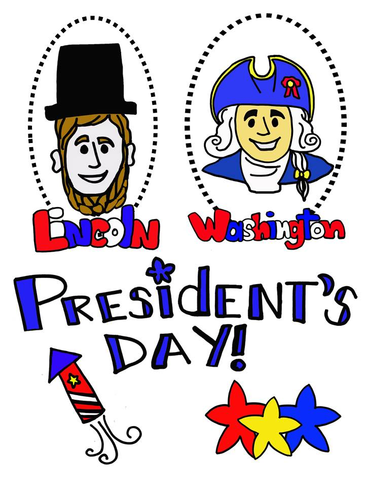 Abraham Lincoln Lincoln S Nam - Presidents Day Clipart