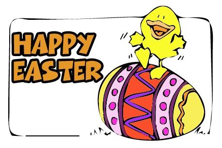 Happy Easter Clip Art