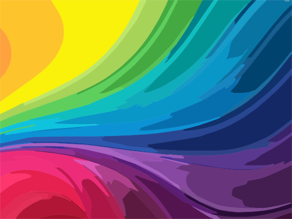 Abstract Rainbow Background Clip Art At -Abstract Rainbow Background Clip Art At Clker Com Vector Clip Art-9