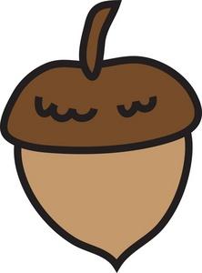 Acorn Clipart-acorn clipart-2