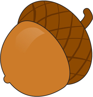 Acorn Clip Art Free Cliparts Co