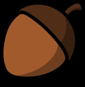 Acorn Clip Art-Acorn Clip Art-5