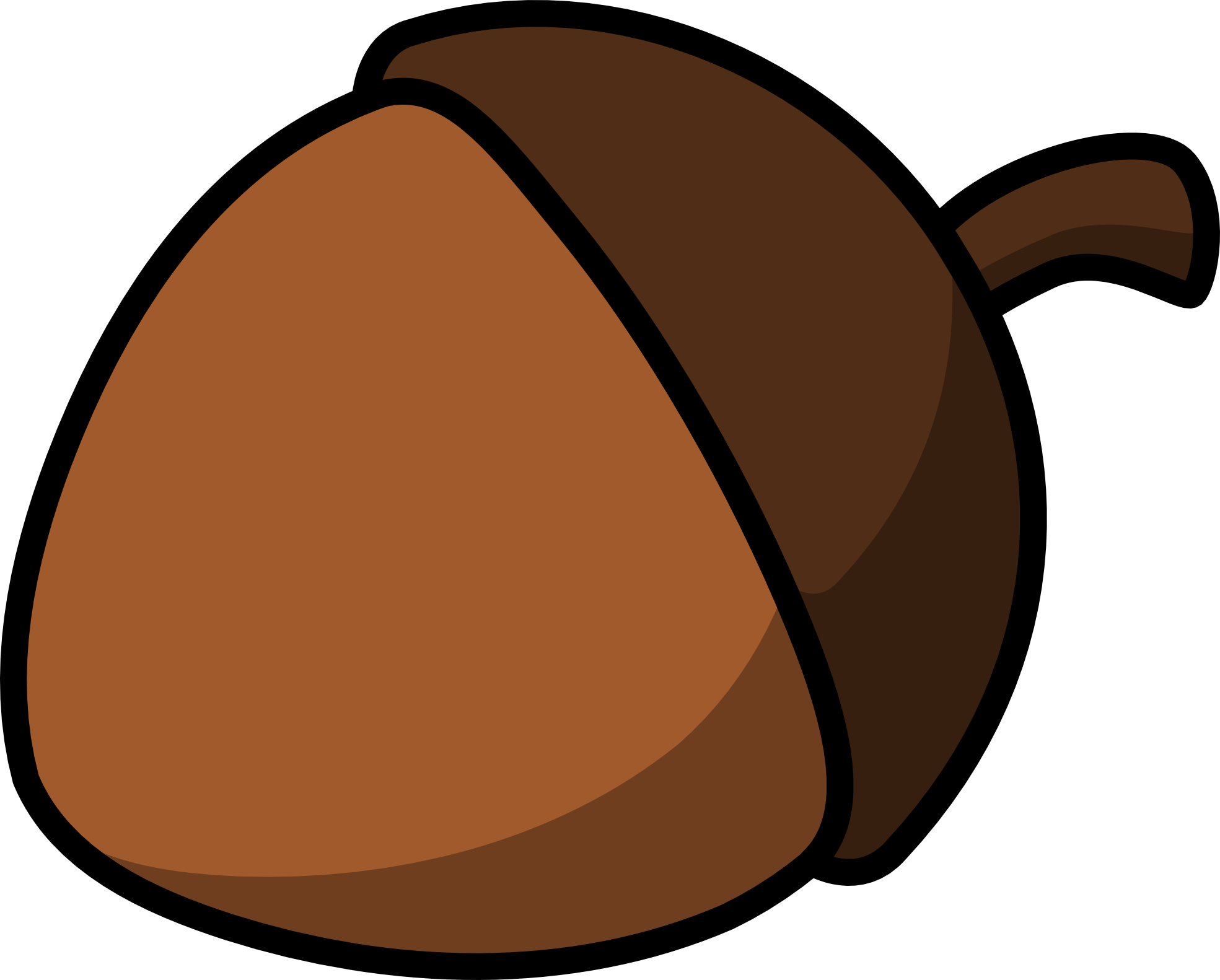 Acorn Clipart-Acorn Clipart-11