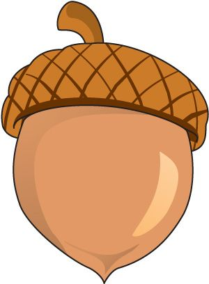Acorn Clipart | Oak Hill Garden Club | Pinterest | Clip art, Craft night  and Sewing class