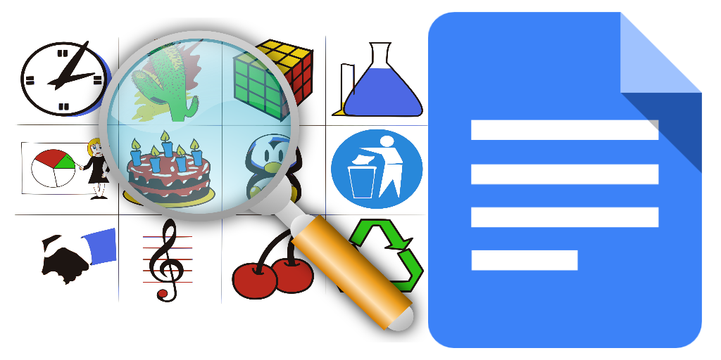 add Clipart to Google Docs. u201c